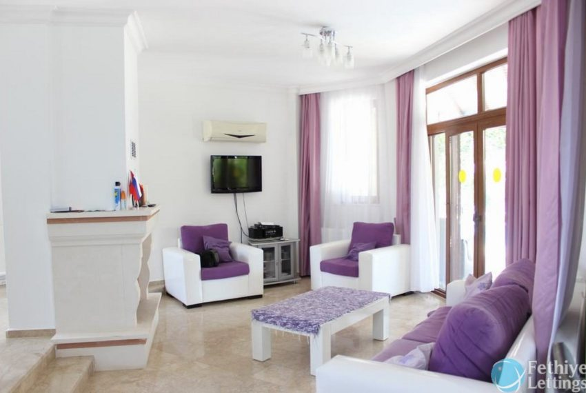 Hisaronu Holiday Villa Fethiye Lettings 03