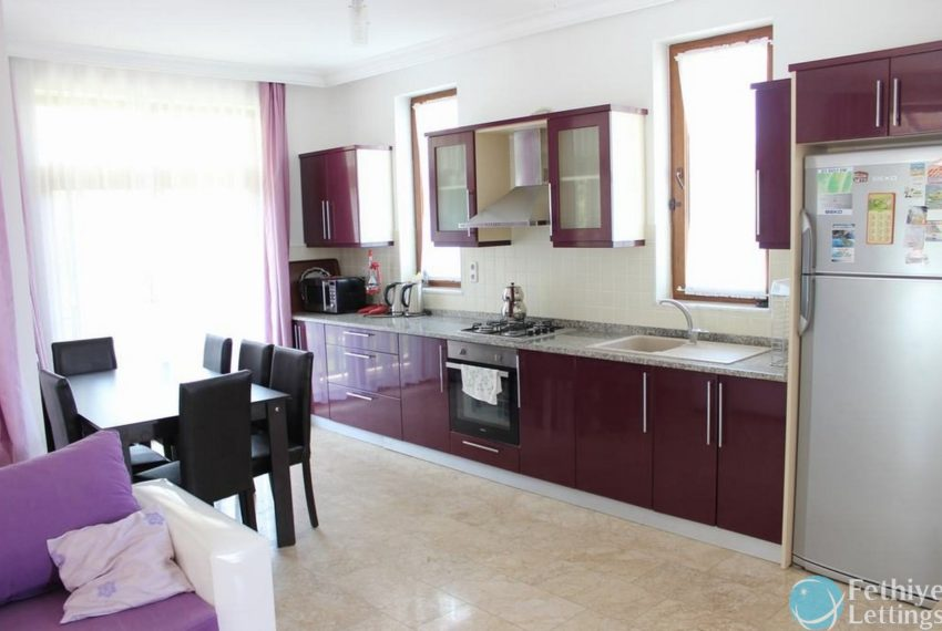 Hisaronu Holiday Villa Fethiye Lettings 04