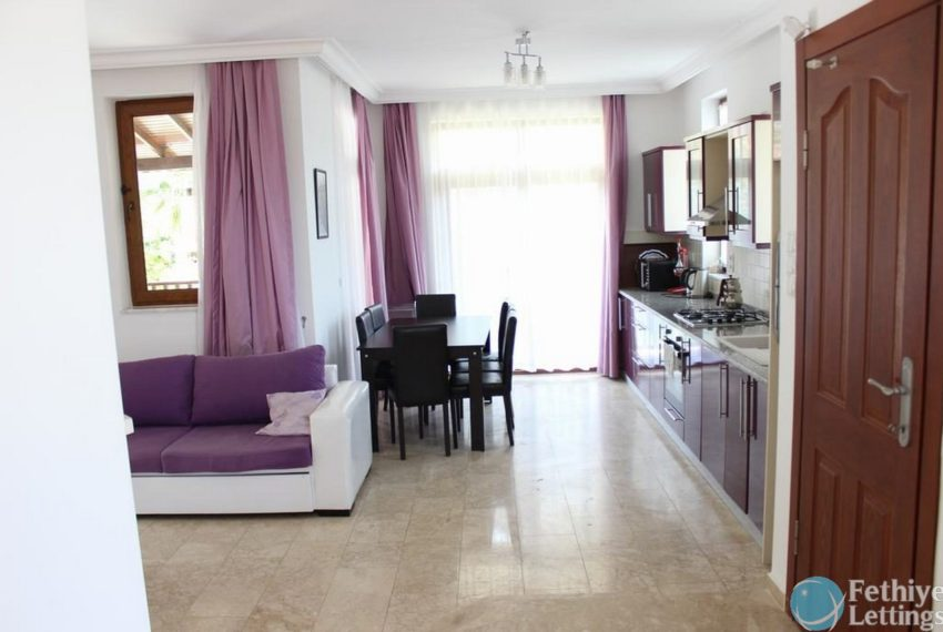 Hisaronu Holiday Villa Fethiye Lettings 06