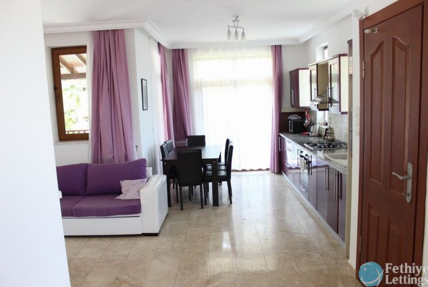 Hisaronu Holiday Villa Fethiye Lettings 07