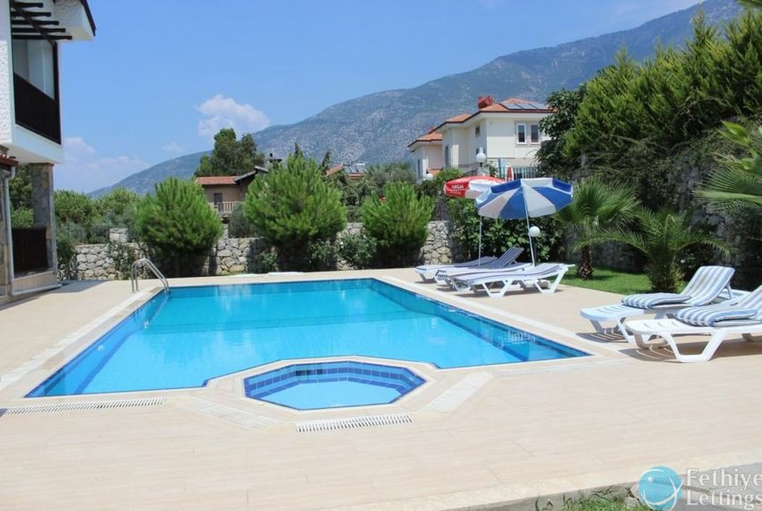 Hisaronu Holiday Villa Fethiye Lettings 10