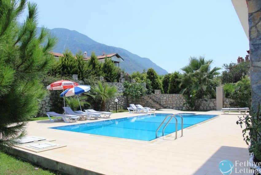 Hisaronu Holiday Villa Fethiye Lettings 14