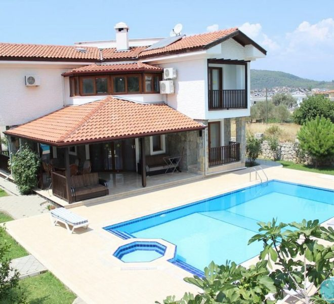 Hisaronu Holiday Villa Fethiye Lettings