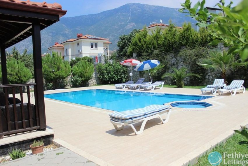 Hisaronu Holiday Villa Fethiye Lettings 17