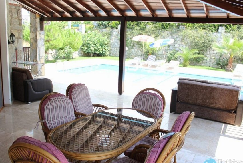 Hisaronu Holiday Villa Fethiye Lettings 19