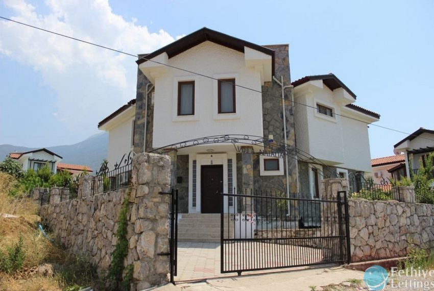 Hisaronu Holiday Villa Fethiye Lettings 20