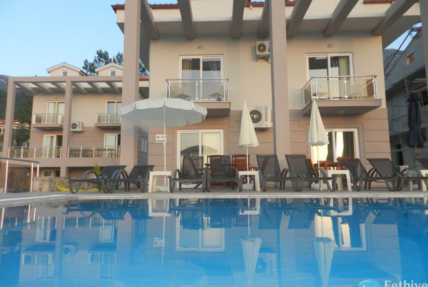 Holiday Villa in Ovacık Fethiye Lettings 01