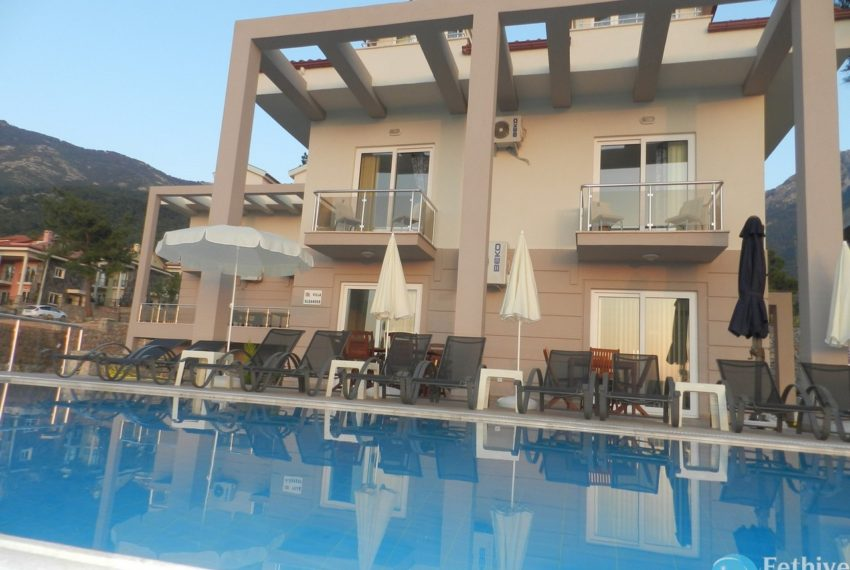 Holiday Villa in Ovacık Fethiye Lettings 12