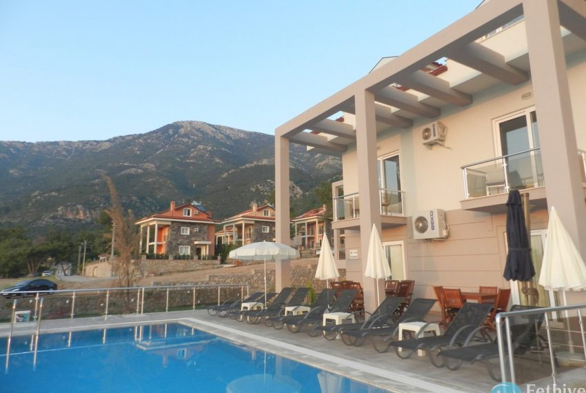 Holiday Villa in Ovacık Fethiye Lettings 14