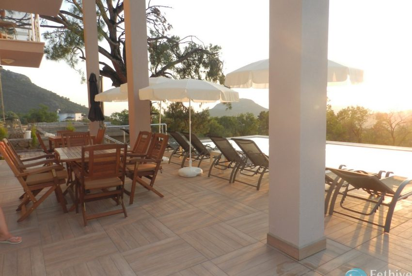 Holiday Villa in Ovacık Fethiye Lettings 16