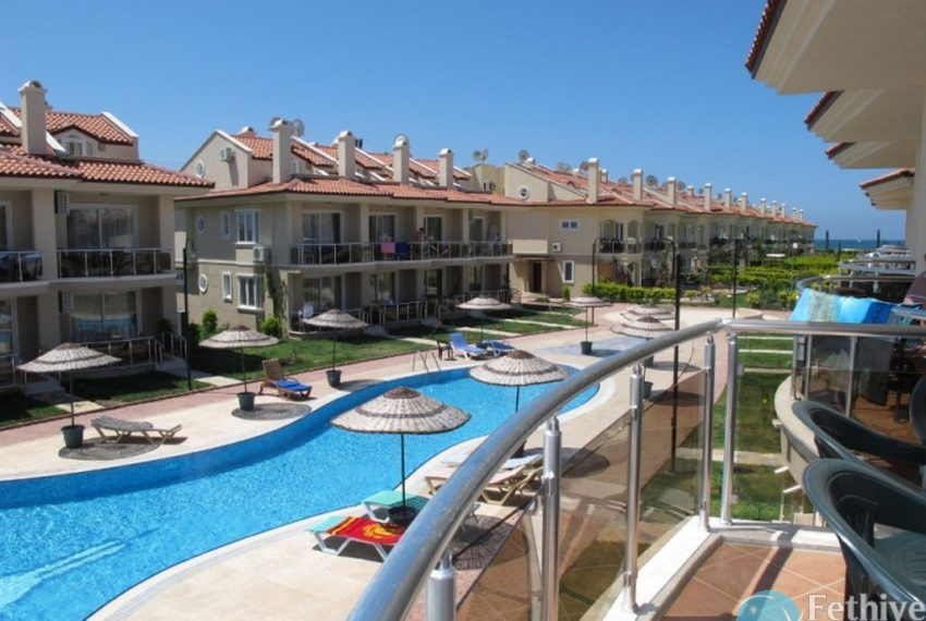 Rent Sea View Apartment sun Set Beach Fethiye Lettings 34