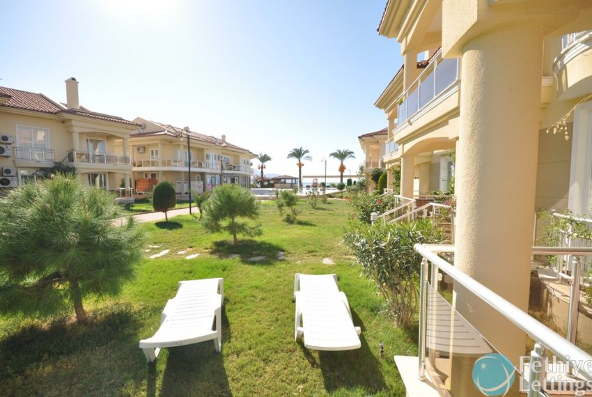 Rent Sun Set Beach Club Rent 2 Bedroom Apartment Fethiye Lettings 28