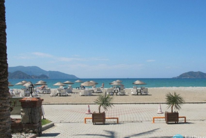 Sea View Apartment Sun Set Beach Club Rent Fethiye Lettings 11