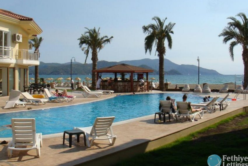 Sea View Apartment Sun Set Beach Club Rent Fethiye Lettings 35