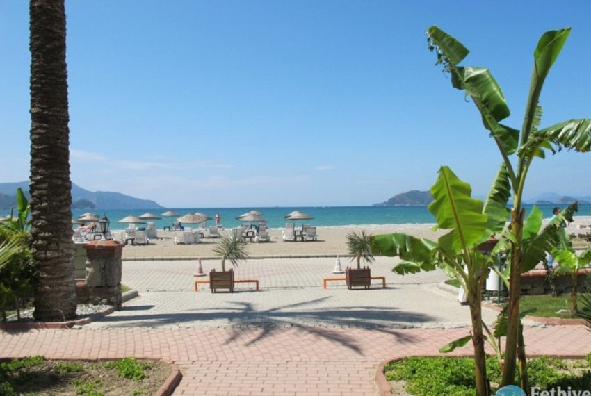 Sea View Apartment Sun Set Beach Club Rent Fethiye Lettings 39