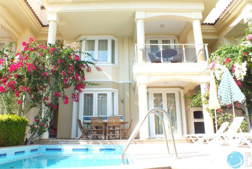 Sea View Villa Rent  Fethiye Lettings 06