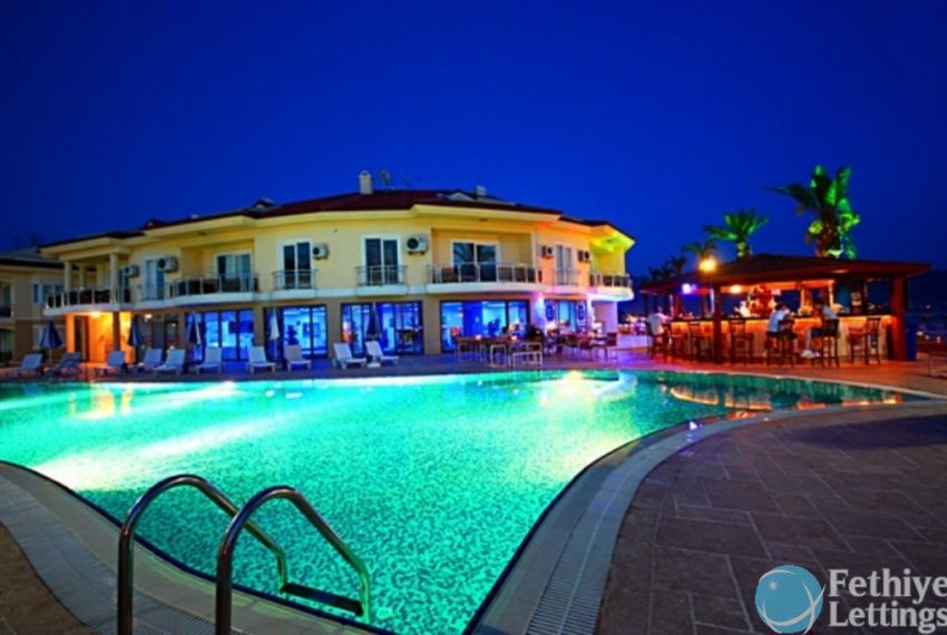 Sun Set Beach Club Rent 2 Bedroom Apart Fethiye Lettings 23
