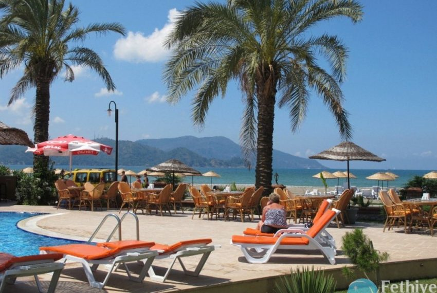 Sun Set Beach Club Rent 2 Bedroom Apart Fethiye Lettings 27