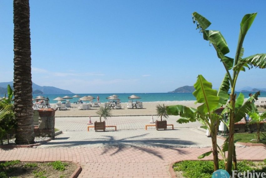Sun Set Beach Club Rent 2 Bedroom Apart Fethiye Lettings 38