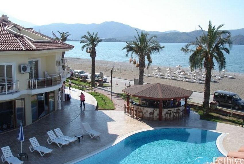 Sun Set Beach Club Rent 2 Bedroom Apart Fethiye Lettings 39