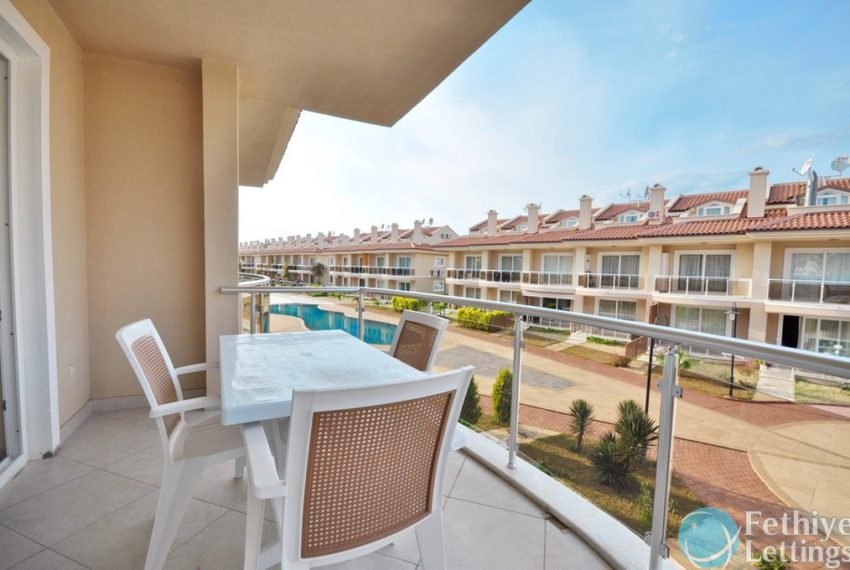 Sunset Beach Club Holiday Rentals Rent 2 Bedroom Apartment Fethiye Lettings 03
