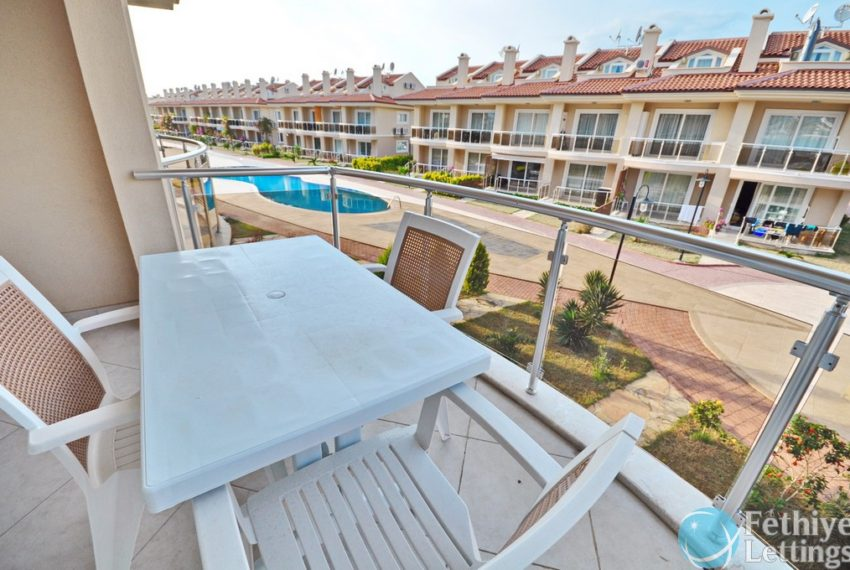 Sunset Beach Club Holiday Rentals Rent 2 Bedroom Apartment Fethiye Lettings 04