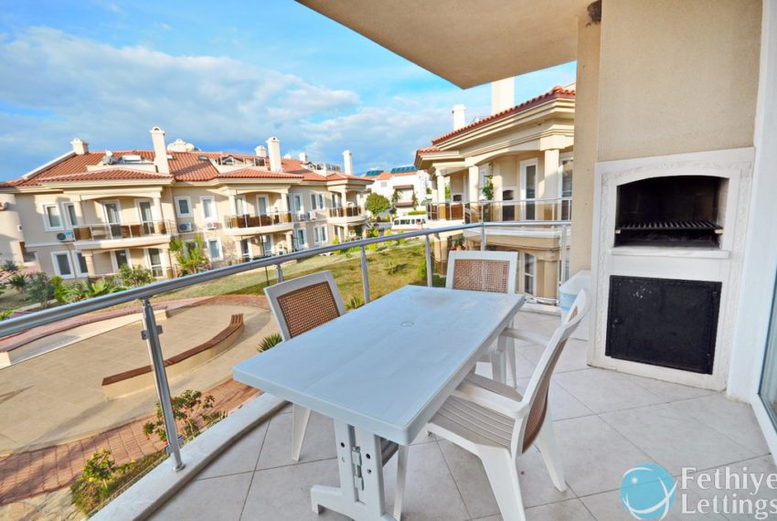 Sunset Beach Club Holiday Rentals Rent 2 Bedroom Apartment Fethiye Lettings 05