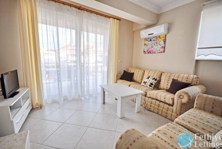 Sunset Beach Club Holiday Rentals Rent 2 Bedroom Apartment Fethiye Lettings 06