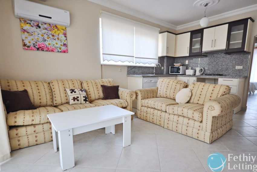 Sunset Beach Club Holiday Rentals Rent 2 Bedroom Apartment Fethiye Lettings 08