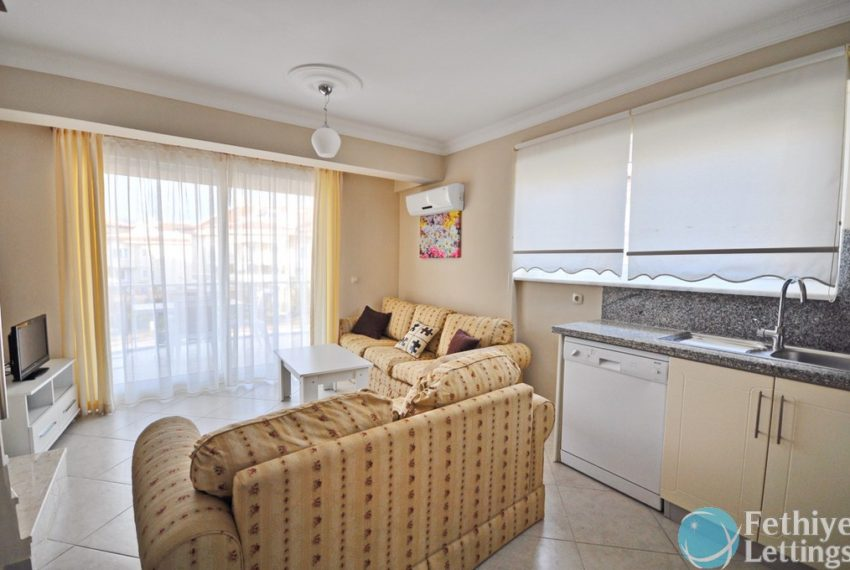 Sunset Beach Club Holiday Rentals Rent 2 Bedroom Apartment Fethiye Lettings 09