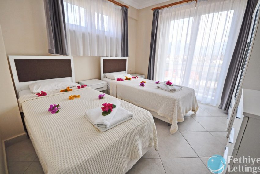 Sunset Beach Club Holiday Rentals Rent 2 Bedroom Apartment Fethiye Lettings 12