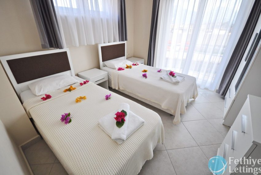 Sunset Beach Club Holiday Rentals Rent 2 Bedroom Apartment Fethiye Lettings 14