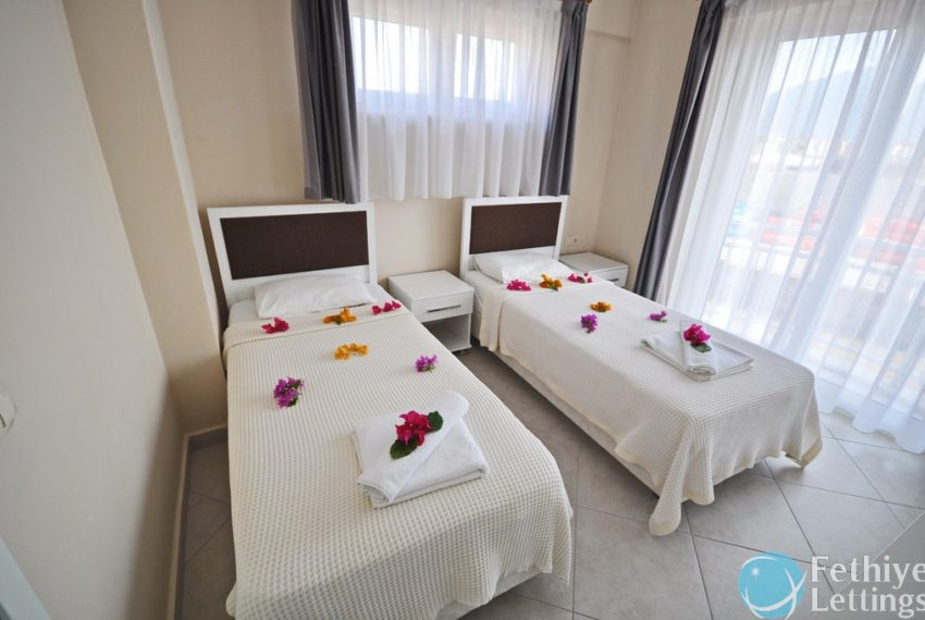 Sunset Beach Club Holiday Rentals Rent 2 Bedroom Apartment Fethiye Lettings 16