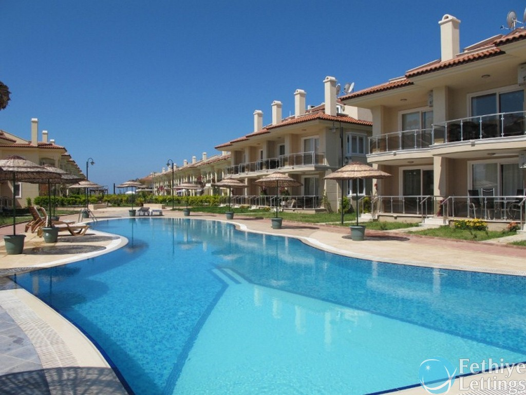 Sunset Beach Club Holiday Rentals 2 Bedroom Apartment Fethiye Lettings