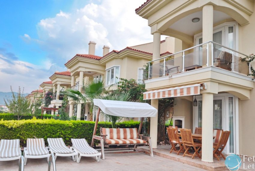Villa with Private Beach for Rent Fethiye Lettings 02
