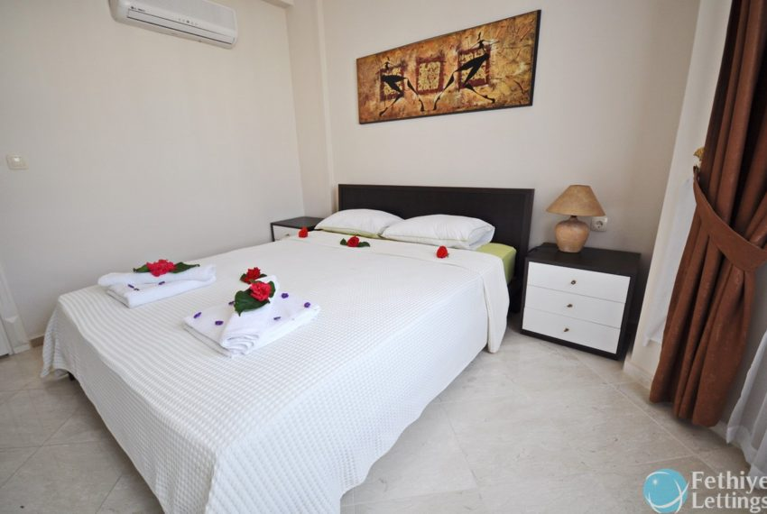 Villa with Private Beach for Rent Fethiye Lettings 15