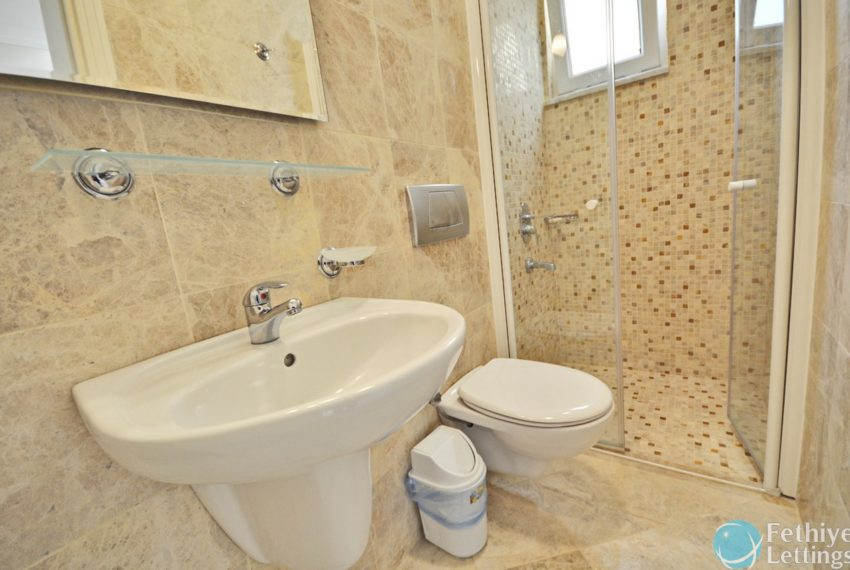 Villa with Private Beach for Rent Fethiye Lettings 17