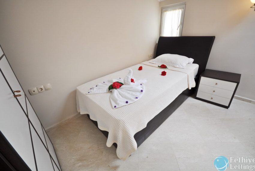 Villa with Private Beach for Rent Fethiye Lettings 25