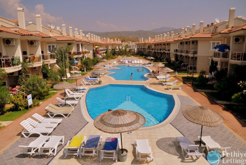 Villa with Private Beach for Rent Fethiye Lettings 29