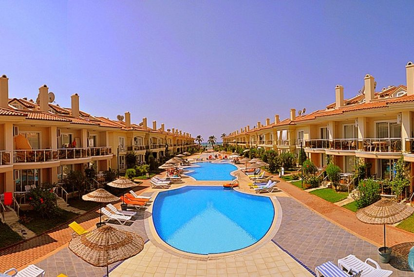 Villa with Private Beach for Rent Fethiye Lettings 32