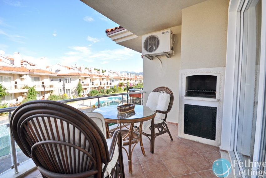 sea view apartments to rent Fethiye Lettings 04