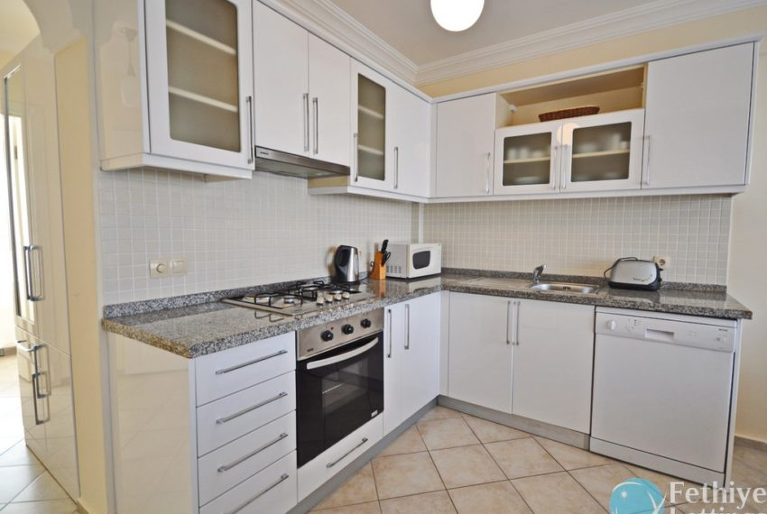sea view apartments to rent Fethiye Lettings 09