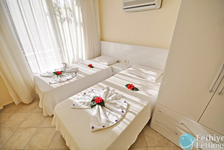 sea view apartments to rent Fethiye Lettings 10