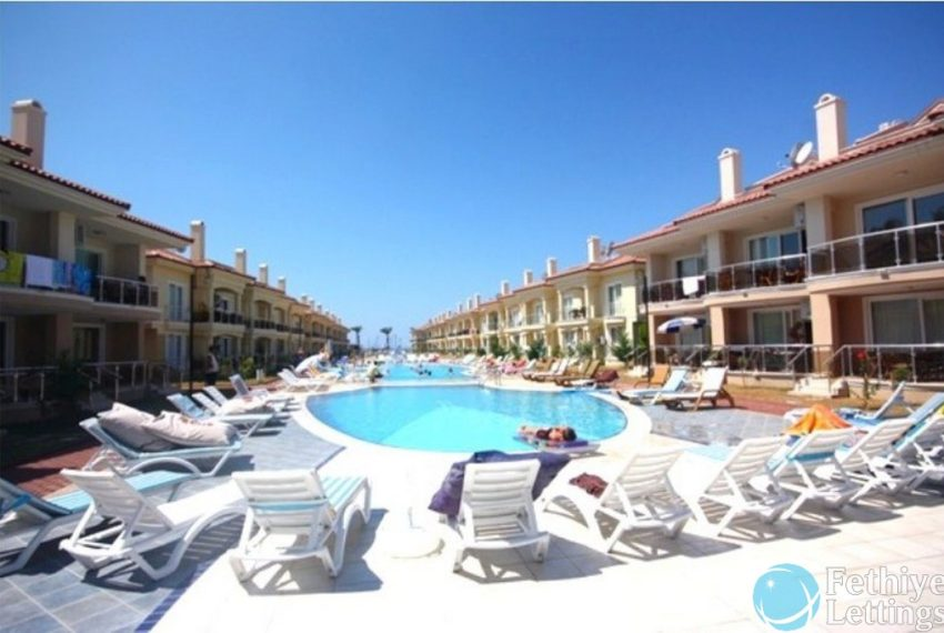 sea view apartments to rent Fethiye Lettings 19