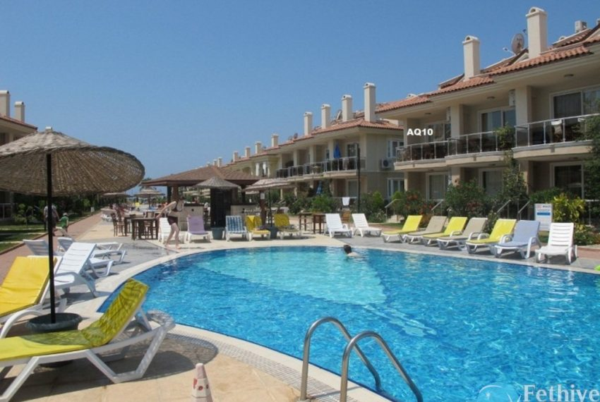 sea view apartments to rent Fethiye Lettings 21