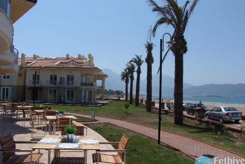 sea view apartments to rent Fethiye Lettings 26