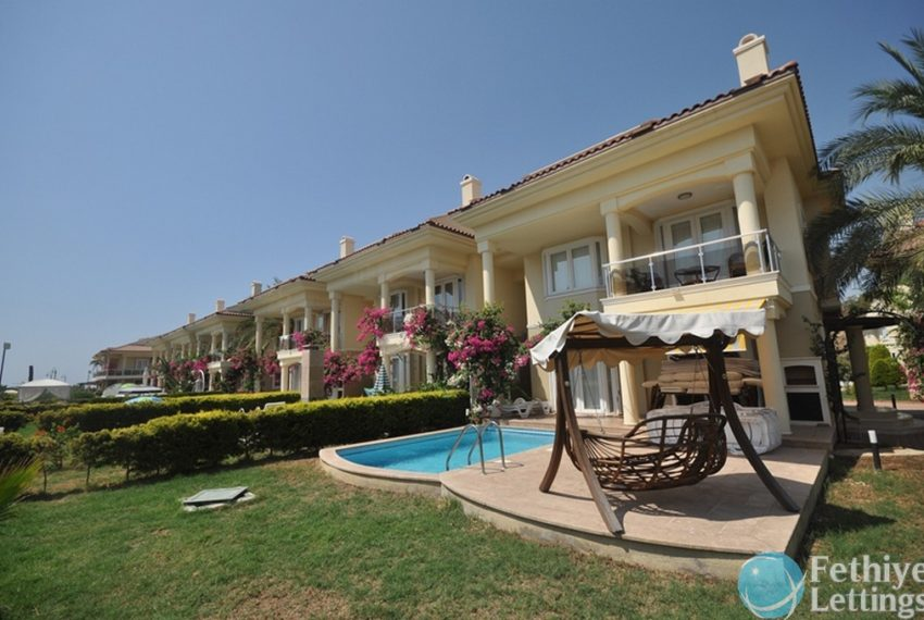 sea view apartments to rent Fethiye Lettings 32