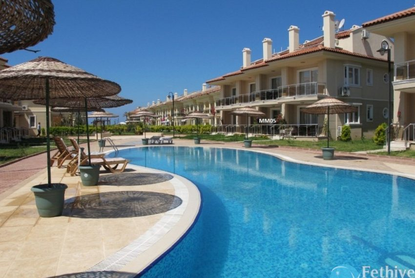 sea view apartments to rent Fethiye Lettings 33