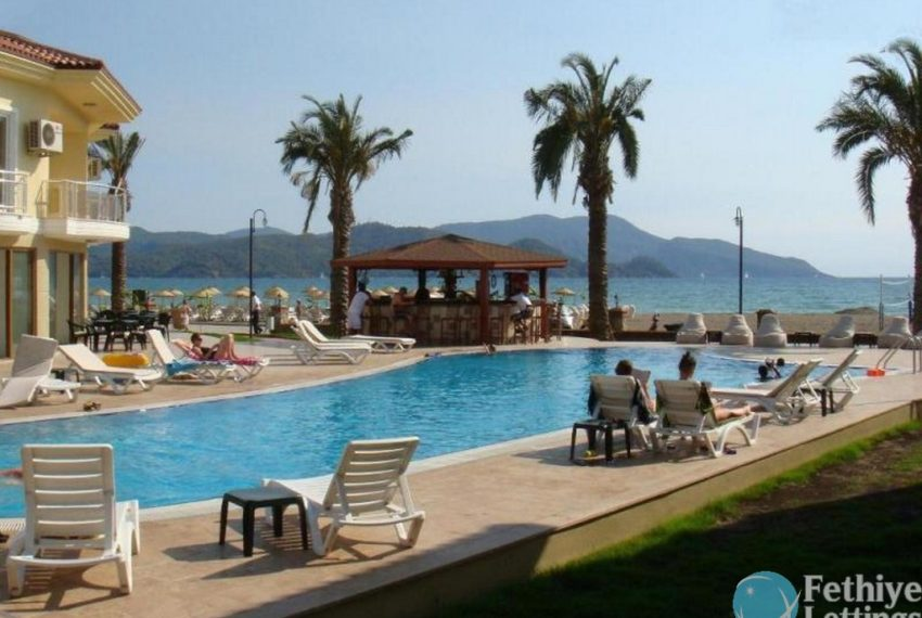 sea view apartments to rent Fethiye Lettings 34