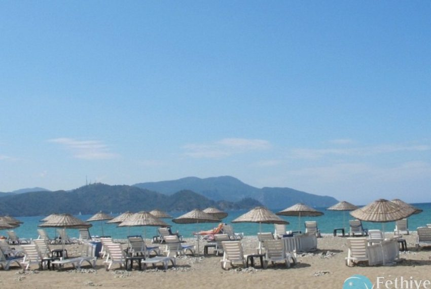 sea view apartments to rent Fethiye Lettings 36